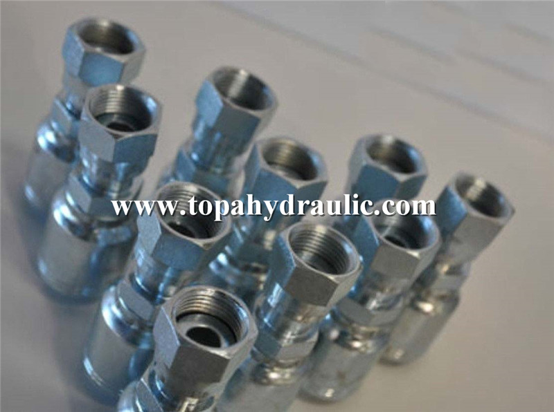 Factory making 2 Inch Bsp Fittings - Brass air hose hydraulic discount brake fittings –  Topa