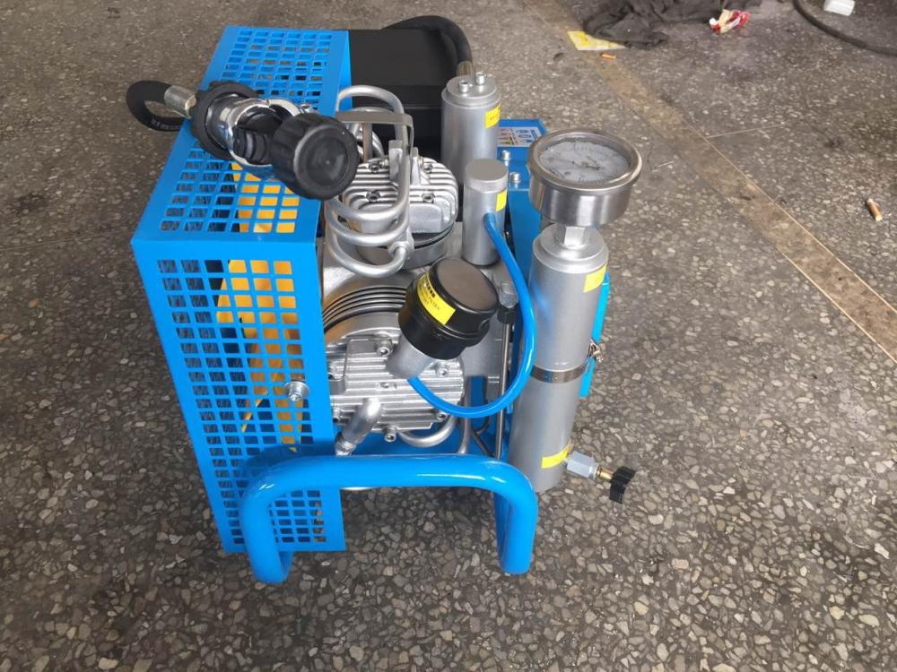 Breathing shoebox clone atlantic scuba air compressor