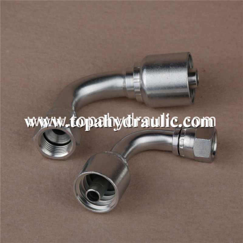 Super Purchasing for Bsp Air Fittings - non crimp hose oil stainless push fittings –  Topa