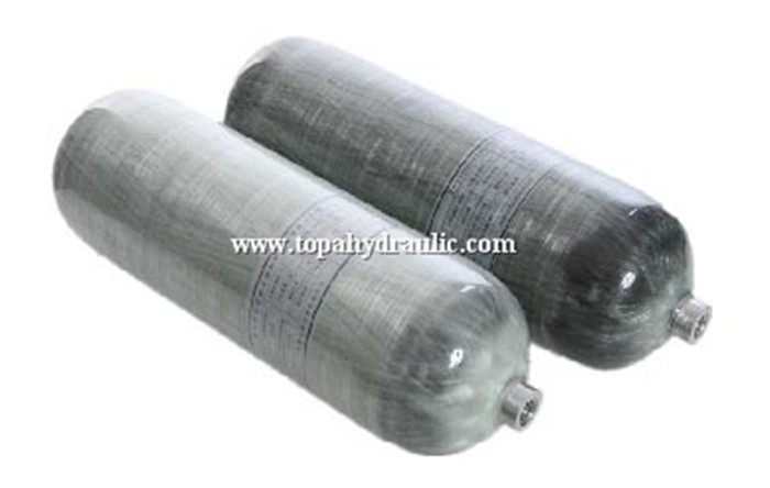 Portable high density refill gas bottle