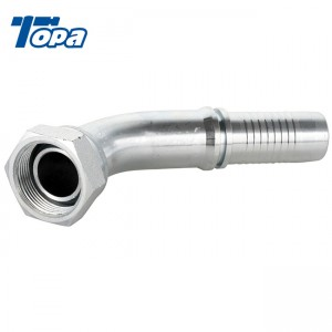 Quick Release Coupling Flexible Hose Union bspp Fittings