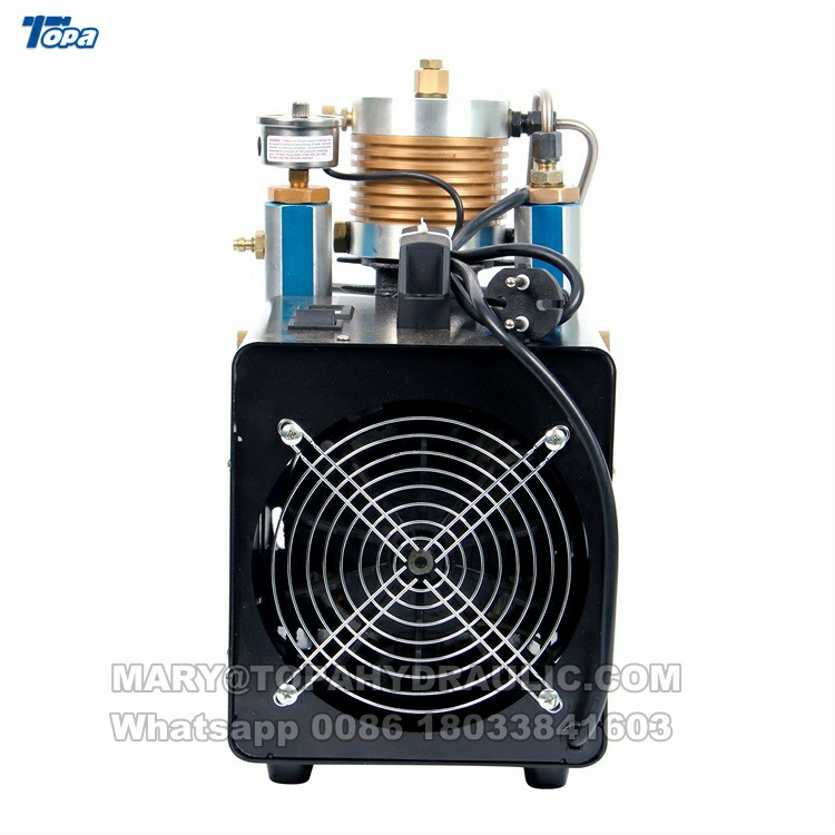 300 bar 220v electric high pressure pcp rifle air compressor for air gun