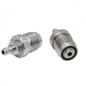 1/8 npt tube Air Soft Pressure Regulator Two-Way Contral Panel