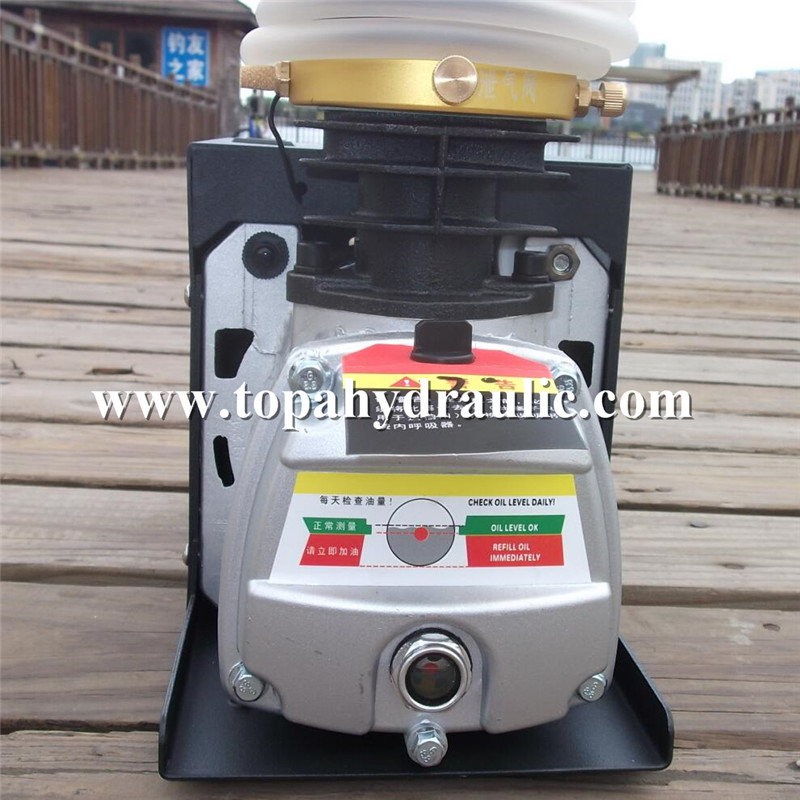 Electric scuba diving 300bar air compressor pcp pump