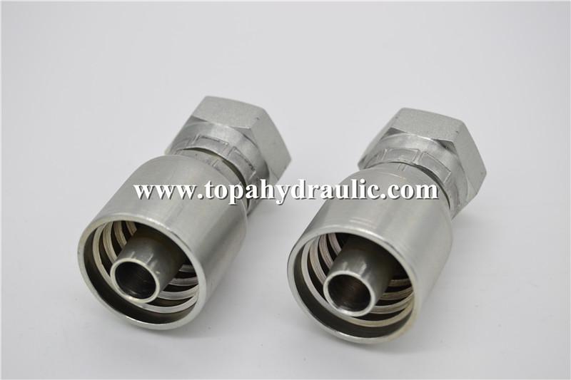 Brass garden hose hydraulic cylinder copper fit