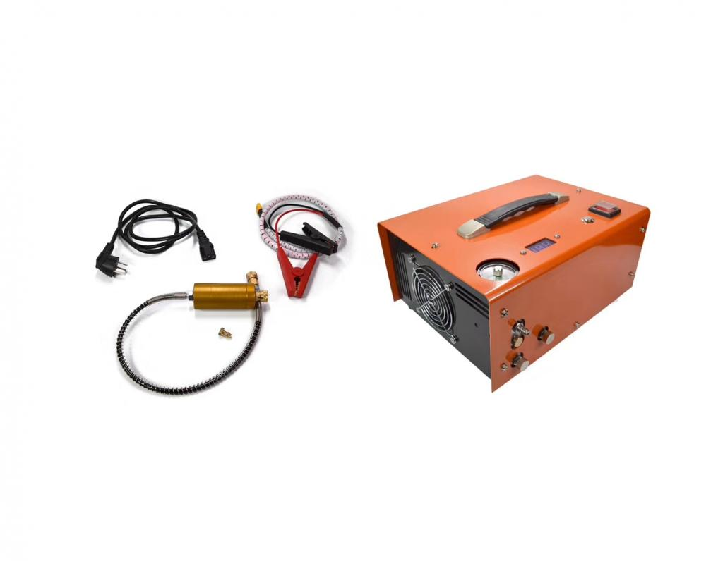 12v Air Pump Compresor Portatil Pcp 12v/220v Stinger