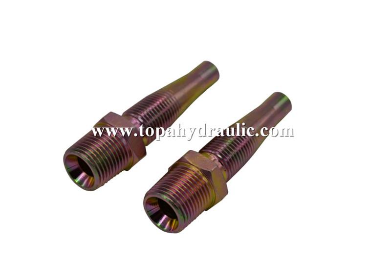 Emb clutch gates hydraulic hose fittings