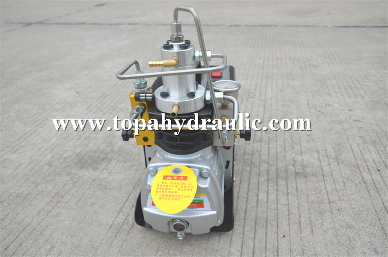 Fx auto high pressure pcp air compressor