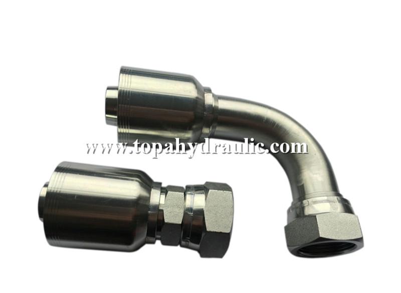 vacuum relief valve hose coupling fitting