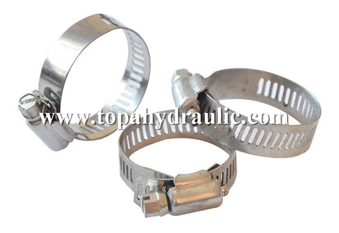 American hose steel parallel groove clamp