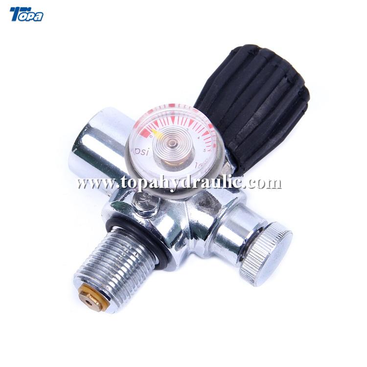 Pin valve co2 aquatek empire tank regulator mini