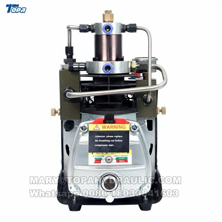 300 bar compresor 4500psi pcp electric compressor