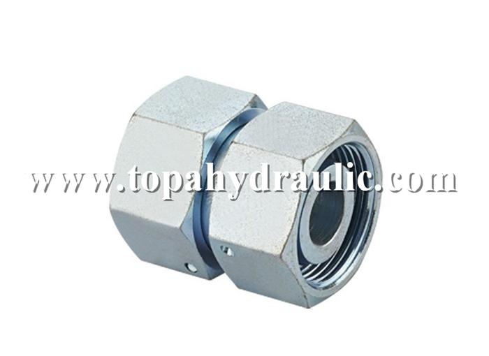 3C 3D sae standard hydraulic line fitting