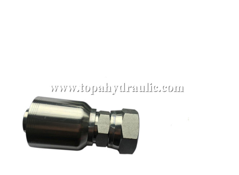 China Gold Supplier for Hydraulic Connector Fittings - Hydraulic Hose coupling adaptateur jic parker –  Topa