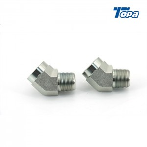 FS2702 ORFS high pressure degree elbow coupling hydraulic hose fitting types