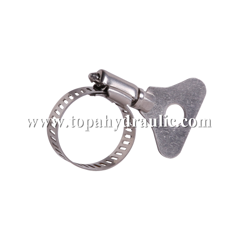 Stainless steel best hose 2 hose clamp