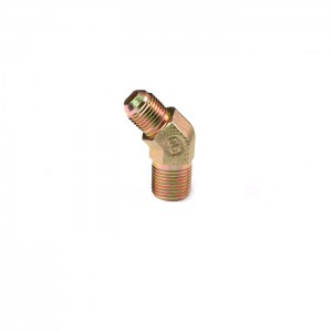 1JN4 Double Male Threaded Jic To 2inch Npt Straight Hydraulic Fititngs