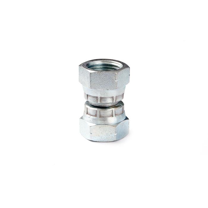 hex nipple bspp hydraulic adapters 3B