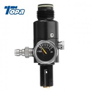 fixed hunting paint ball pcp valve air pressure regulator