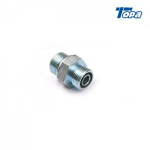 1FH orfs carbon steel material elbow-90 hydraulic hose fittings