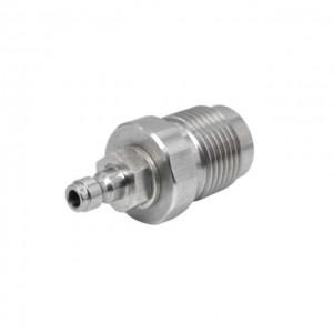 mini coupler pcp apdaptor fitting isoflurane keyed fill adapter quick fill adapter