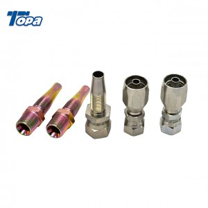 Straight Oil Connectors Air Custom Hose And Reusable Fittings Couplers Suppliers