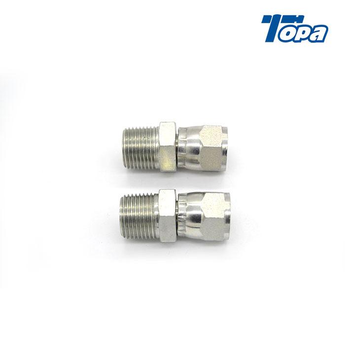 hydraulic adapter fitting