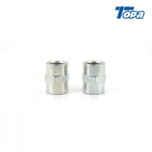 Stainless Steel Compression To Npt Fittings Female To Female Pipe Adapter