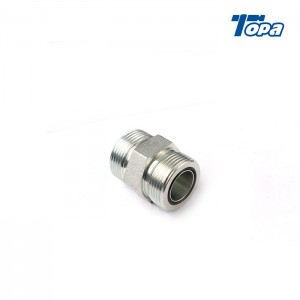 FS2403 pto tractor high pressure oring sealing face orfs adapter hydraulics