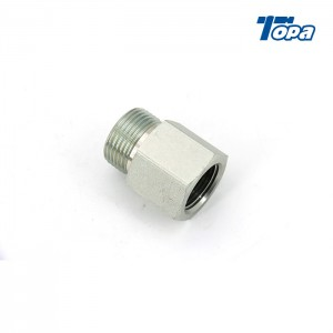 FS2405 ORFS flat type hydraulic coupling thread chart hydraulic connectors