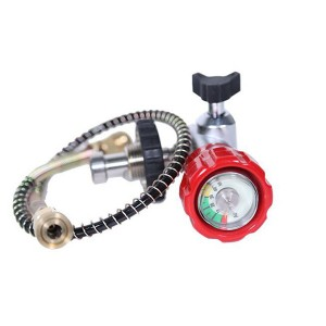 Co2 Paintball Pcp Hpa Scuba High Pressure Air Fill Station