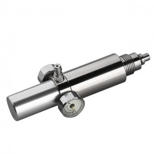 High Presure Bar Airsoft Compressor Control Co2 stainless steel constant pressure valve
