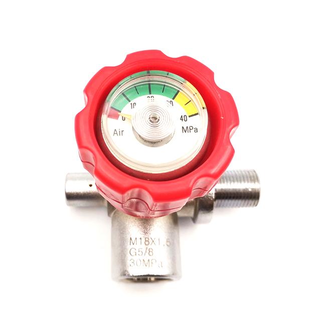 pcp regulator valve