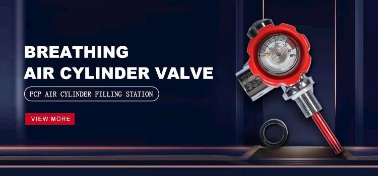 pcp valve gun pressure