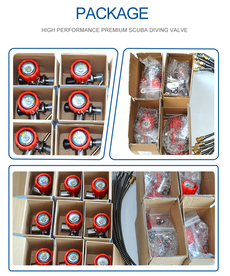 pcp valve paintball