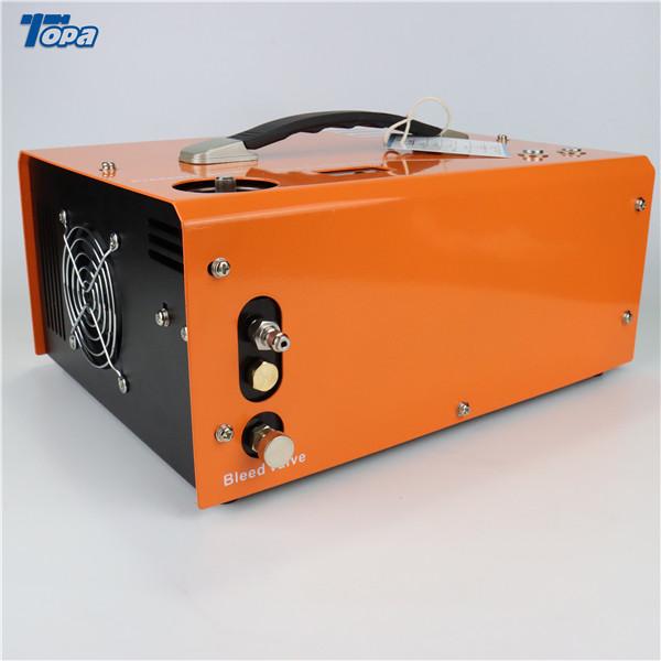 portable 12v high pressure mini pcp air compressor