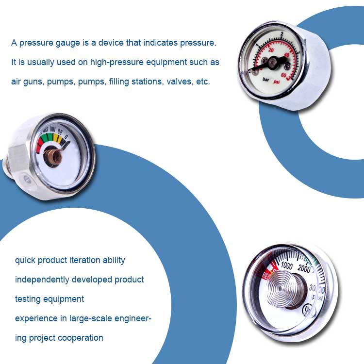 pressure gauge 4000